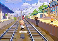Интерактивная презентация о безопасности на железнодорожном транспорте